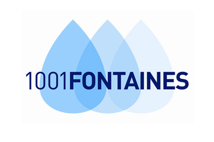 Logo 1001 Fontaines