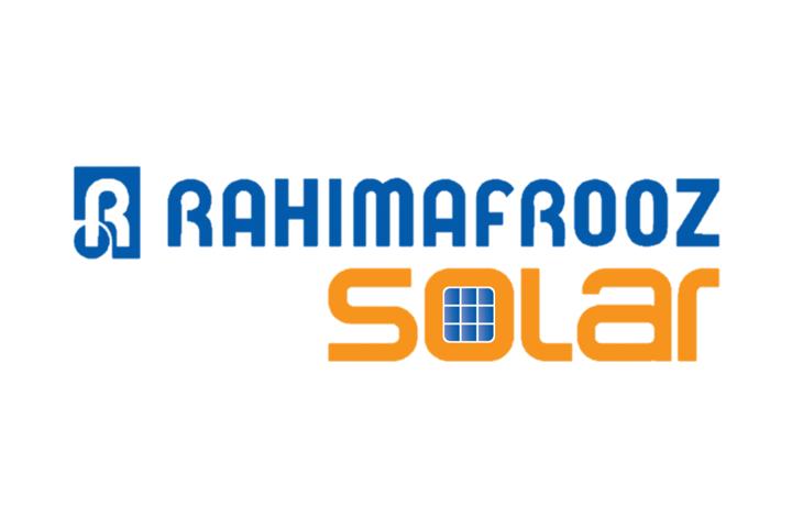 Logo Rahimafrooz Solar
