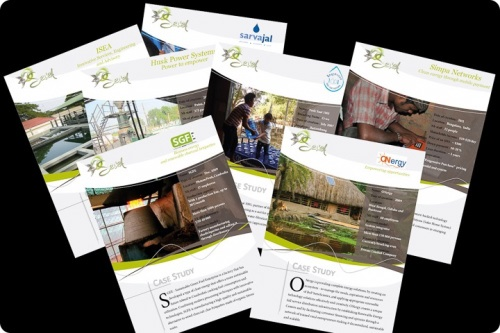 Case studies made by Sevea Consulting